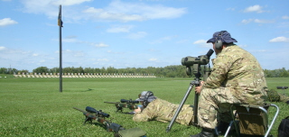 NSCC Sniper (precision) match at Connaught